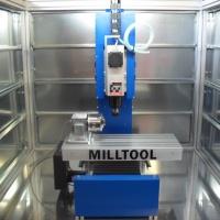 CNC fräsmaskin Milltool MT03 7