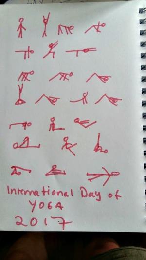 yoga dagen