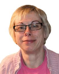 Mariette Håkansson, ledamot. Bostadsort Katrineholm.