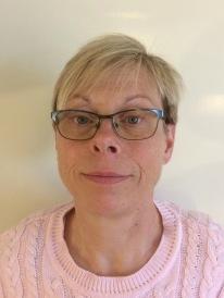 Mariette Håkansson, ordförande. Bostadsort Katrineholm.