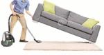 Inte bra när RSI faller - då blir det mer att dammsuga under soffan när man väl dammsuger...