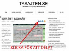 DELA - Berätta för dina vänner om denna finansblogg! -med ett enda knapptryck!