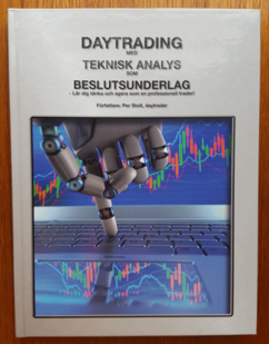 Nyutgiven: 300 sidor i A4-format. Blir det årets tradingbok och tekniska analysbok?