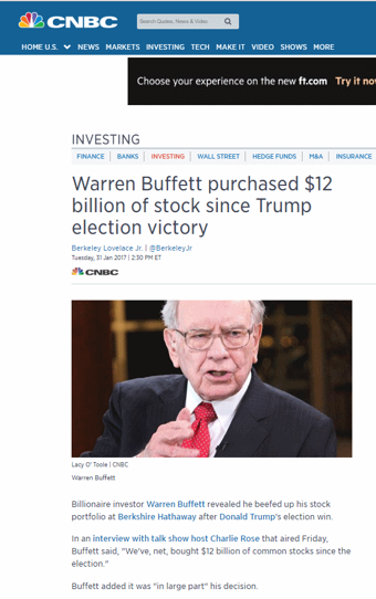 http://www.cnbc.com/2017/01/31/warren-buffett-purchased-12-billion-of-stock-since-trump-election-victory.html