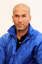 Zinedine Zidane. Frankrikes nästa President om folket får bestämma. Foto: Walterlan Papetti/ wikimedia free