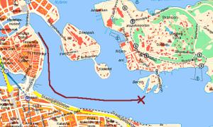 Wasaskeppets färd 1628, under Sveriges Stormaktstid