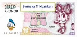 När Moody´s sänker kreditbetyget för Sverige då kommer 9 Kalle Anka Kronor för en dollar kännas lika billigt som 3 kr för ex Kex-choklad!