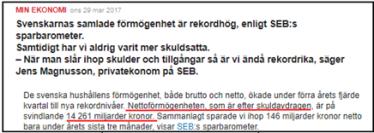 hur mycket har egentligen Svensson förlorat på kron-kraschen? (källa: Min Ekonomi)