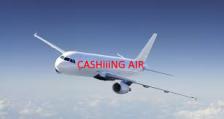 Tack för att du reste med tasajtens flybolag CASHiiiNG AIR!