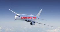 +35 % denna gång i vinst för de som flög med tasajtens flygbolag Cashiiing Air!