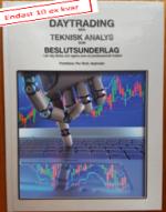 För dig som vill blir framgångsrik på Trading med teknisk analys som beslutsunderlag - mindre än 10 ex kvar!