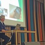 Krister Carlsson på scenen om E-hälsa