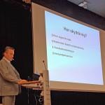 Jan Olsson föreläser