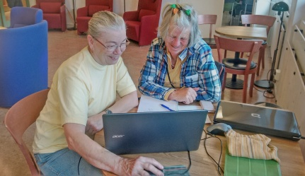 SeniorNet Lidingö (SNL) är en lokalförening inom SeniorNet Sweden, en förening för dig som är 55+ som vill lära dig använda dator, surfplatta eller smartphone. Välkommen till vår gemenskap!