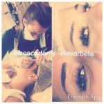Ögonbrynstatuerings kurs  göteborg