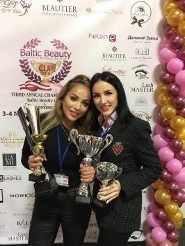 Roea Jorat - EM Vinnare 2018 och 2017