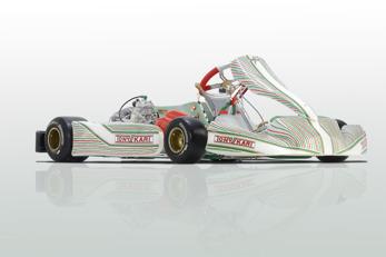 Chassie KF, Tony Kart Racer 401 -