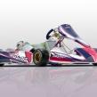 Chassie KF, Tony Kart Racer 401