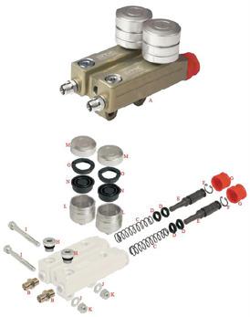 Huvudcylinder SA2-SA3 sprängskiss (KOPIA) -