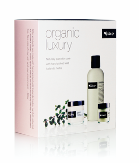 Organic Luxury - presentbox - Organic Luxury - presentbox