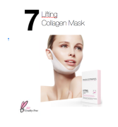 7) MAGICSTRIPES collagen mask