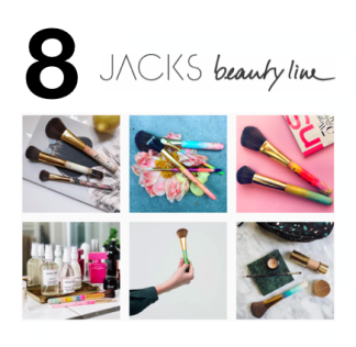 8) Jacks Beauty Line Brushes - KALENDER