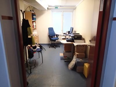 Kontor under utveckling...
