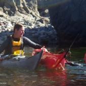 Havspaddling räddning