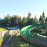 Idre sommar 2 (Waterslides)