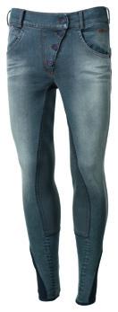 Pikeur Belina Jeans - Grå Stl 38