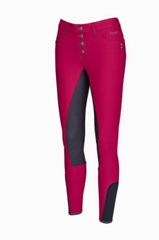 Pikeur Stacy Grip - Stl 38, cerise