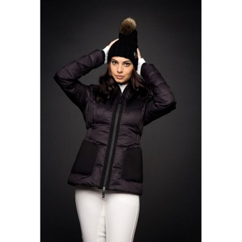 Alessandro Albanese Messina Down Jacket - Svart stl L