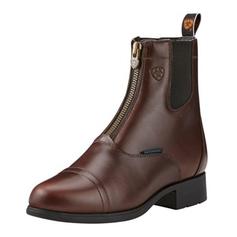 Ariat Bromont Pro Zip - Vaxad brun Stl 40