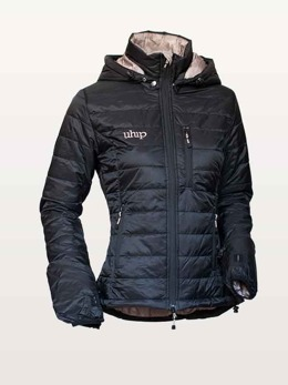 Uhip Jacket Regular - Svart Stl 38