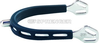 Sprenger Ultra fit Extragrip, sporrar - 15mm