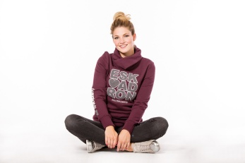 Eskadron Donna Sweater - Blackberry, stl XL