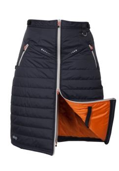 Uhip Kjol Arctic Sport - Blågrafit, stl 44