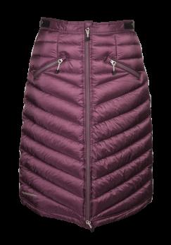 Uhip Nordic kjol - Plommon, stl 42