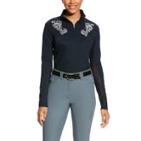 Ariat Piaffe Sunstopper 1/4 zip