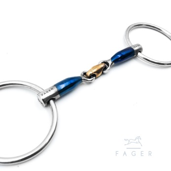 Fagerbits Martin - Lösa ringar, 115mm