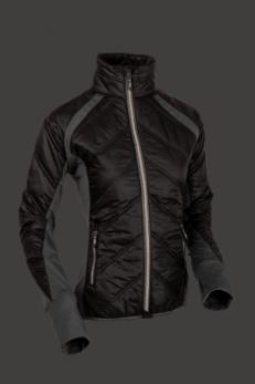 Uhip 2nd Layer Hybrid jacket - Svart, stl 38