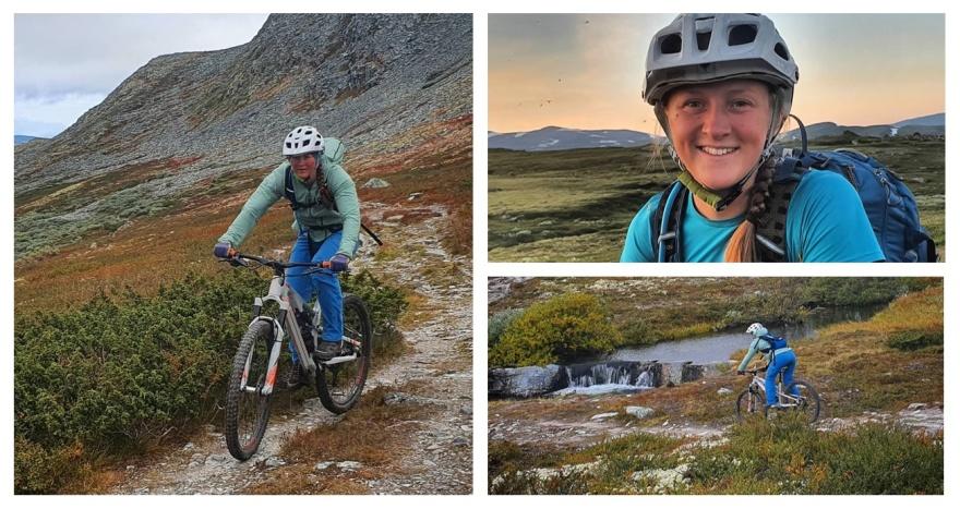 Linnéa Back är utbildad guide, van cyklist och håller hög nivå på social kompetens, vana att vistas i naturen, klättra i berg och vara allmänt lösningsfokuserad. Det är därför med stor glädje som vi från KBK BIKES hälsar Linnéa välkommen som cykel-ledare/guide för våra grupper.