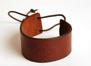 Brett läderarmband A long the road - 22 cm