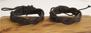 Mystery - läderarmband