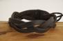 Mystery - läderarmband - 24 cm