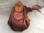 Läderpung/Leather pouch
