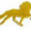 Pins - Pins guld