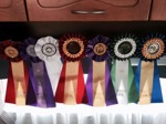 our weekends showrosettes