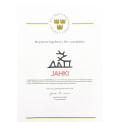 Jahki-Varumärkesregistrering