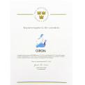 Giron-Varumärkesregistrering